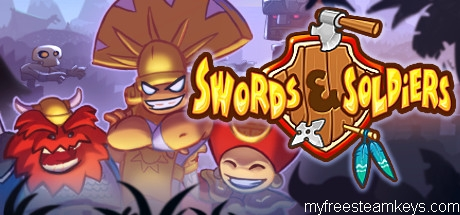 Swords and Soldiers HD free steam key