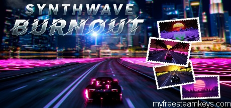 Synthwave Burnout free steam key