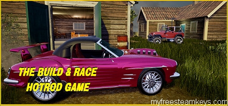 The Build And Race Hotrod Game