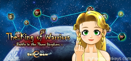 The King of Warriors : Battle in the Three Kingdoms free steam key