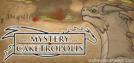 The Mystery of Caketropolis