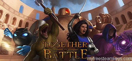 Together in Battle free steam key