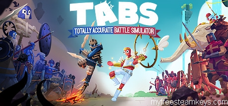 Totally Accurate Battle Simulator free steam key