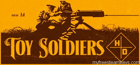 Toy Soldiers: HD free steam key