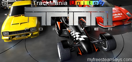Trackmania United Forever Star Edition free steam key