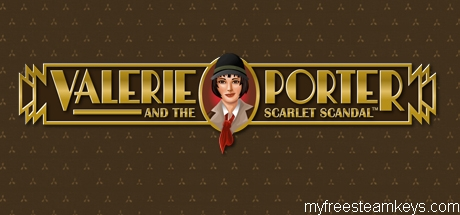 Valerie Porter and the Scarlet Scandal free steam key