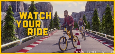 Watch Your Ride – Bicycle Game free steam key