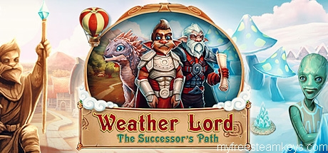 Weather Lord: The Successor's Path free steam key