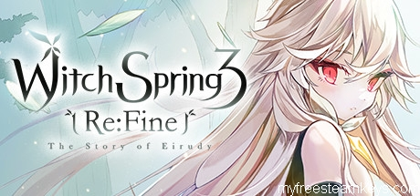 WitchSpring3 Re:Fine – The Story of Eirudy – free steam key