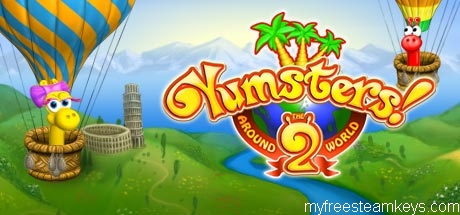Yumsters 2: Around the World free steam key