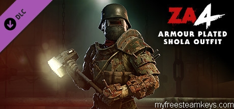 Zombie Army 4: Armour Plated Shola Outfit free steam key