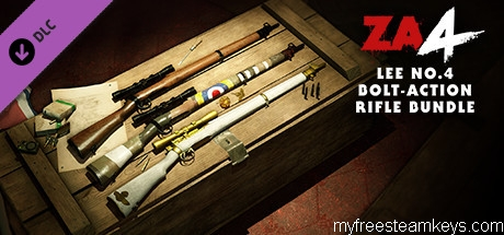 Zombie Army 4: Lee No. 4 Bolt-Action Rifle Bundle free steam key