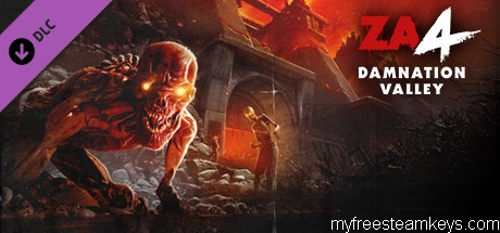 Zombie Army 4: Mission 4 – Damnation Valley free steam key