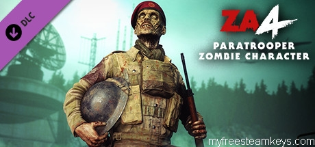 Zombie Army 4: Paratrooper Zombie Character free steam key