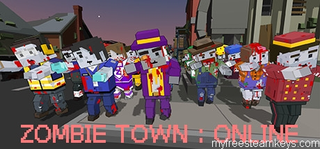 Zombie Town : Online