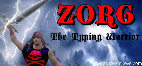 Zorg The Typing Warrior